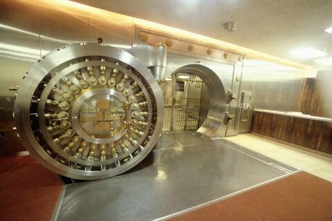 velky bankovy trezor