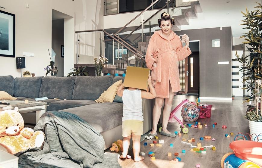 hypotéka počas materskej